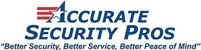 Accurate Security Pros -  The San Diego Locksmith & Security Specialist You Can Trust